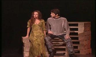 Esmeralda und Phoebus